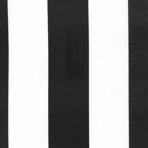 Deck Stripe Black White